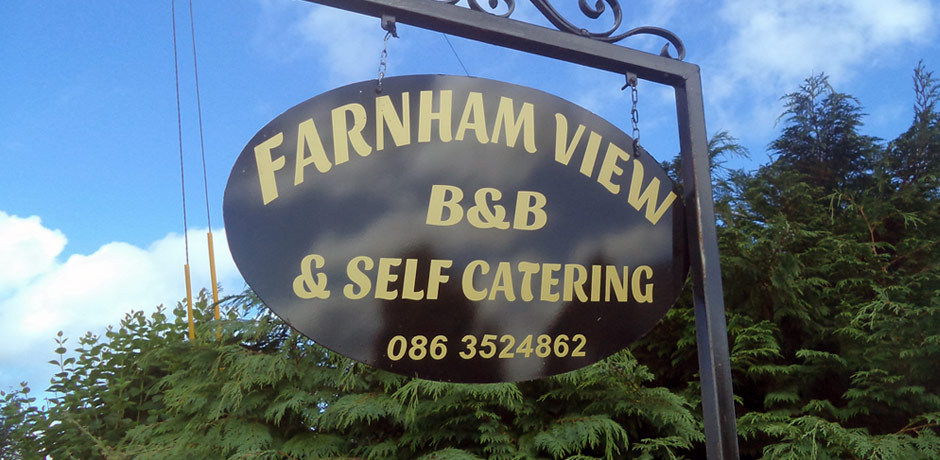 Farnham View B&B